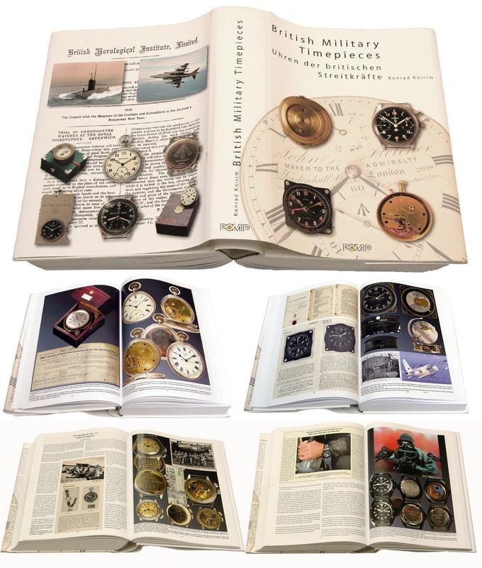 Le nouveau livre de Konrad : les montres militaires anglaises ! British5