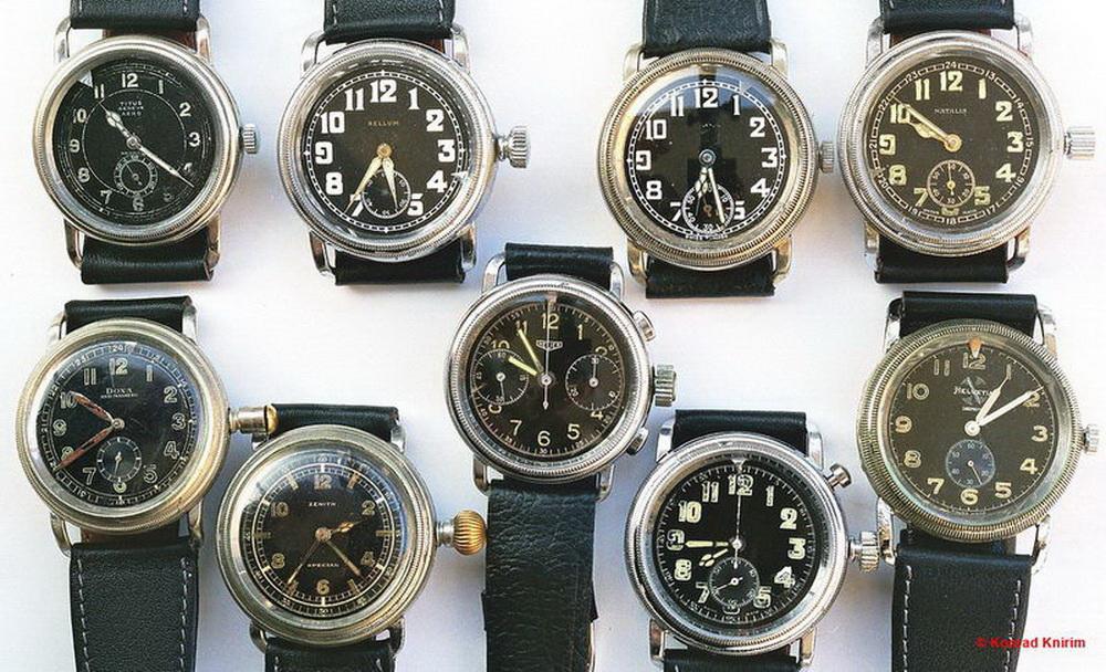 Cherche une montre pour un pilote Zarm8